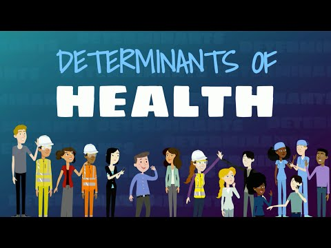 Determinants of health – a practical approach!