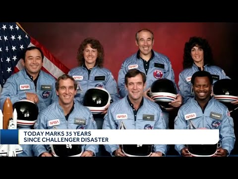 Today marks 35 years since the challenger disaster