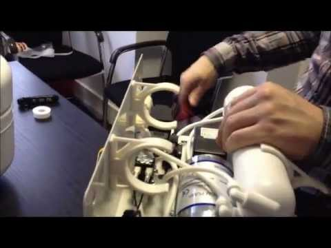 Reverse osmosis troubleshooting: no water or a poor water flow from your pumped system