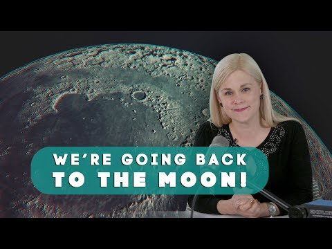 Nasa's going back to the moon: here's how it'll get there   watch this space